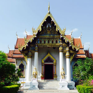 Thai Temple and Monastery