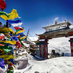 Grand East Himalayan with Kolkata Tour